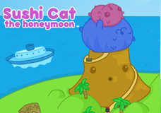 Sushi Cat 3 The Honeymoon